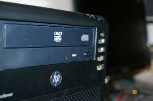 HP MicroServer - Beauty Shot