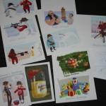 Valve Christmas Cards
