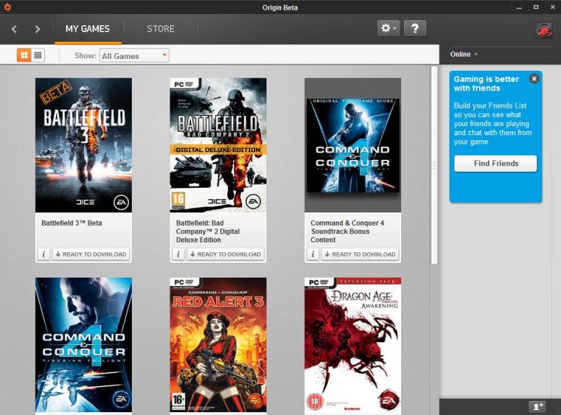 Origin at full Steam – 3k Network