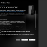 WP7 Update 7740.16 Zune