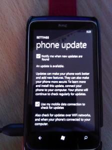 Vodafone Update Live