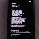 Samsung Omnia 7 Pre Firmware