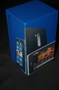 Lumia 900 Box