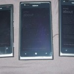 Comparison 3 Lumia Phones