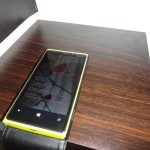 Lumia 920 Charging Shelf